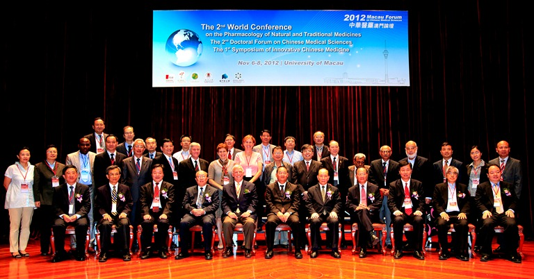 The Macao Forum on Chinese Medicine 2012 opens at the University of Macau today