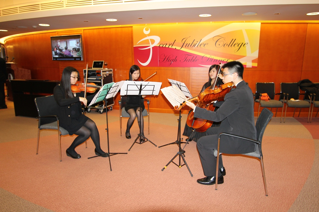 PJC students performed music