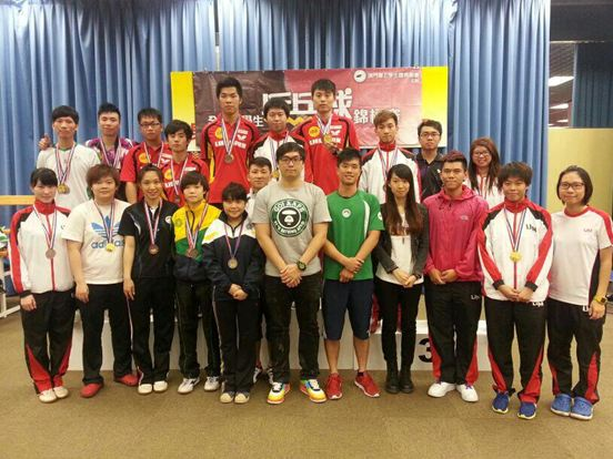 UM's Table Tennis Team