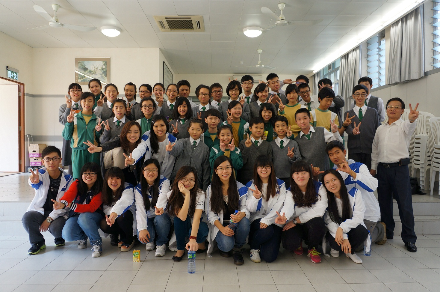 UM Chinese Music Group holds workshops at local middle schools