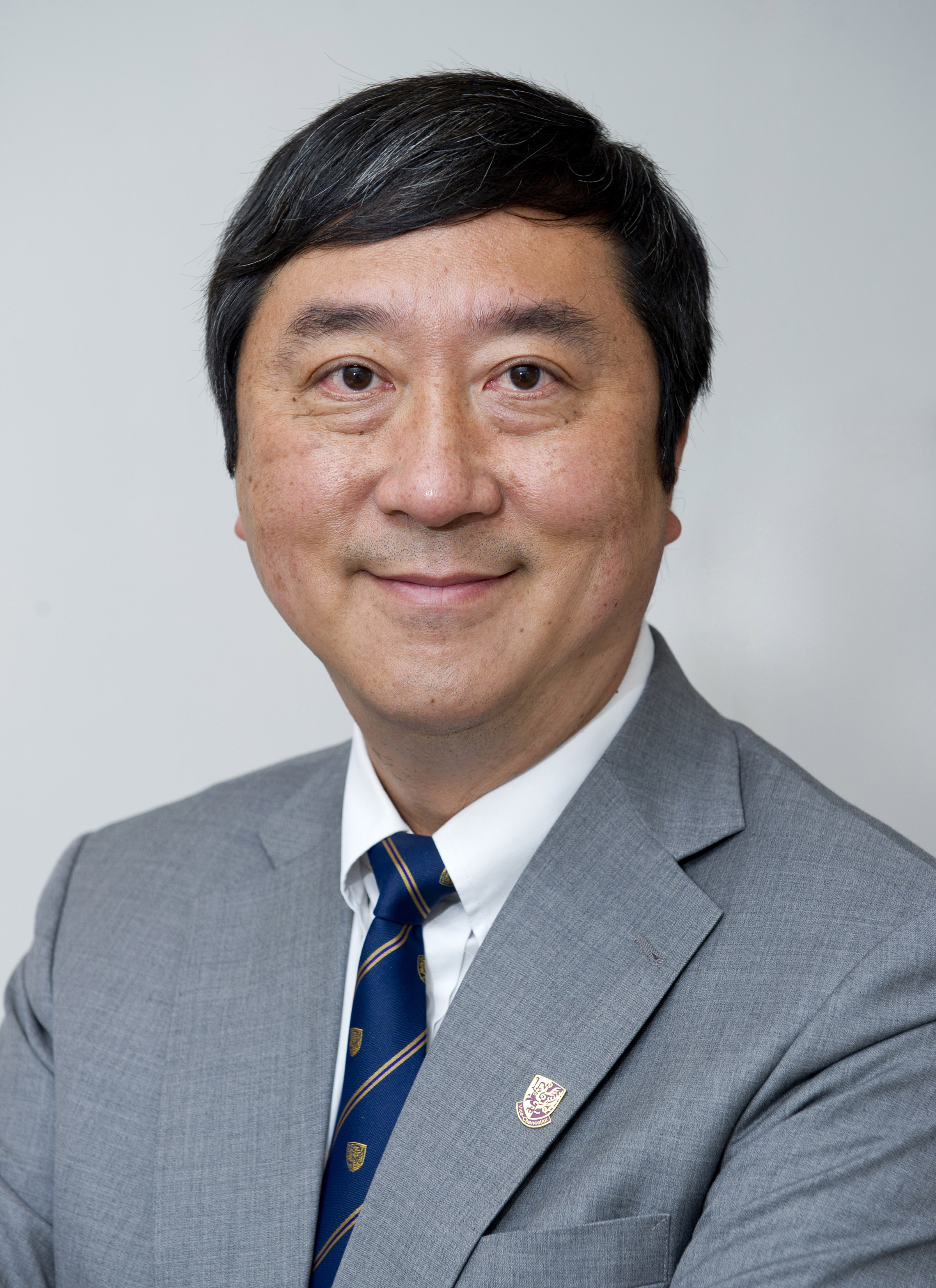 Prof. Joseph Sung, vice-chancellor and president of the Chinese University of Hong Kong