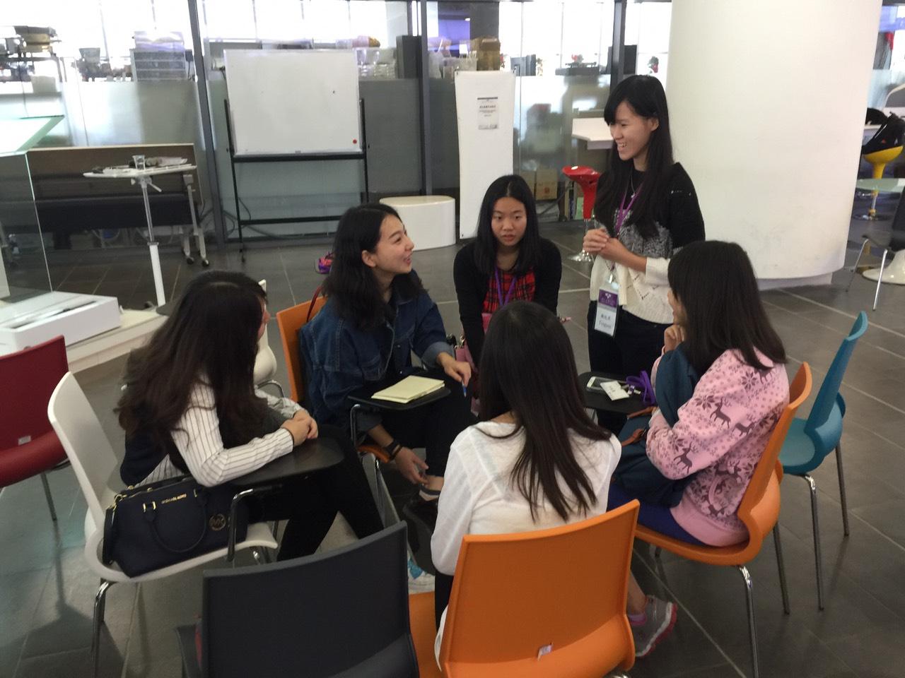 呂志和書院與天下書院院生舉辦時事分析探討
