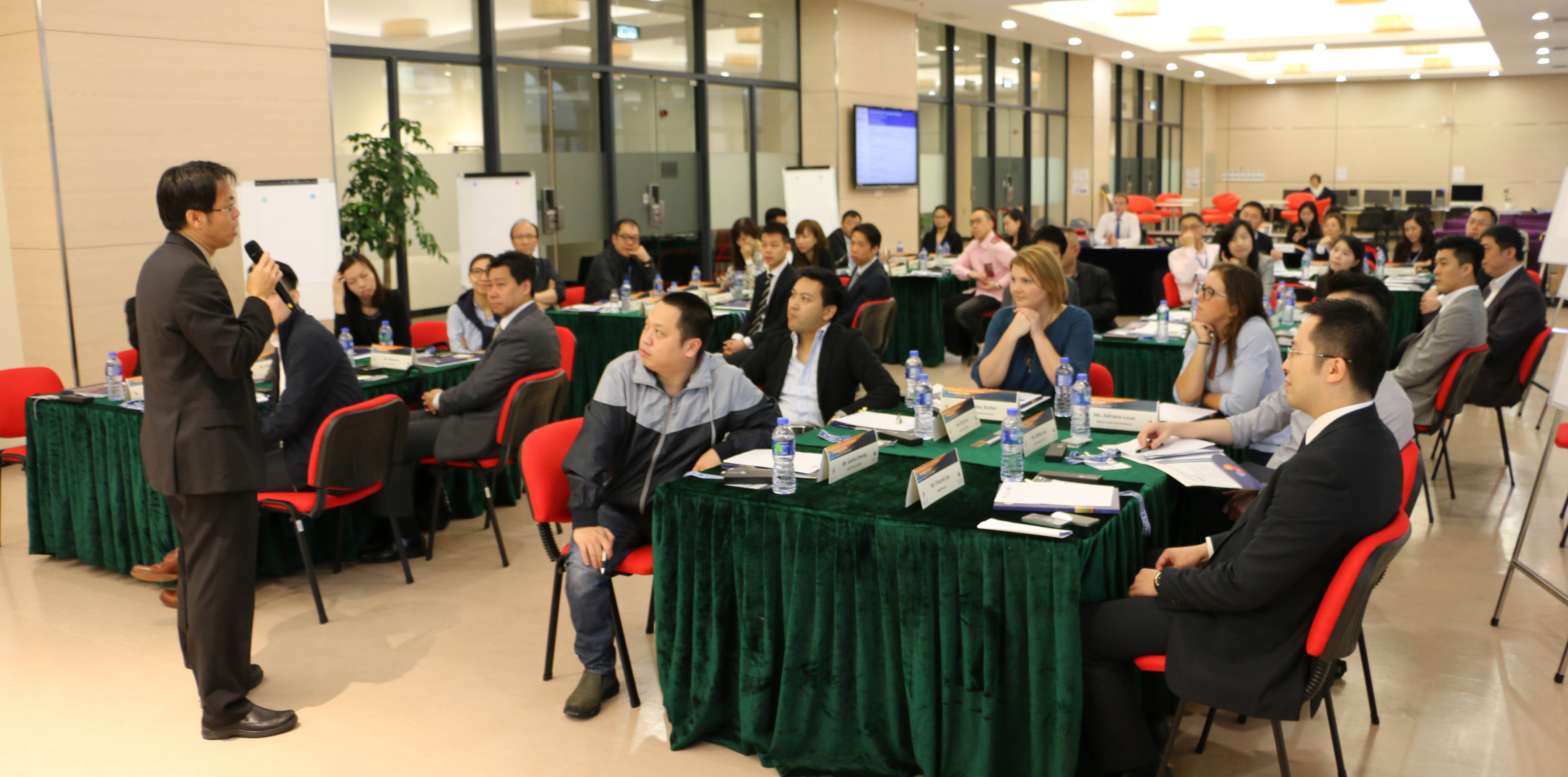 UM's Hospitality Leadership Programme aims to train internationally competitive professionals