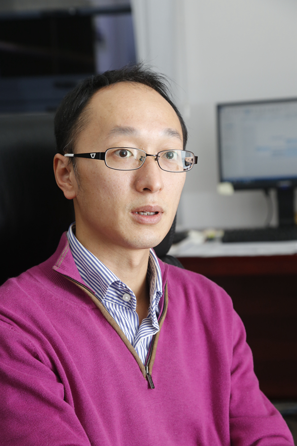 Prof Andy Ip believes overbuying is the root cause of the problem of e-waste