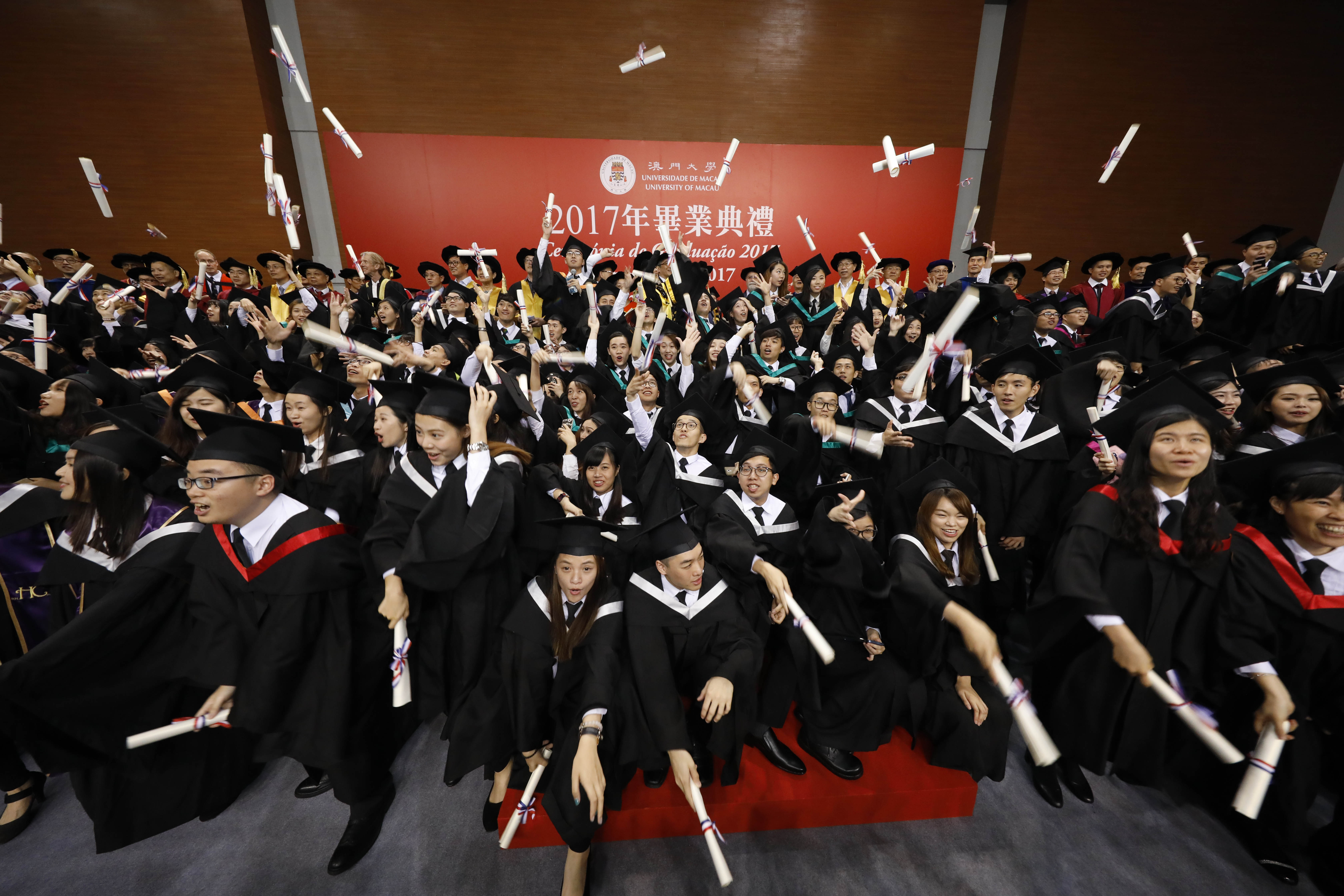 UM has become an important institution for training higher-level talent in Macao