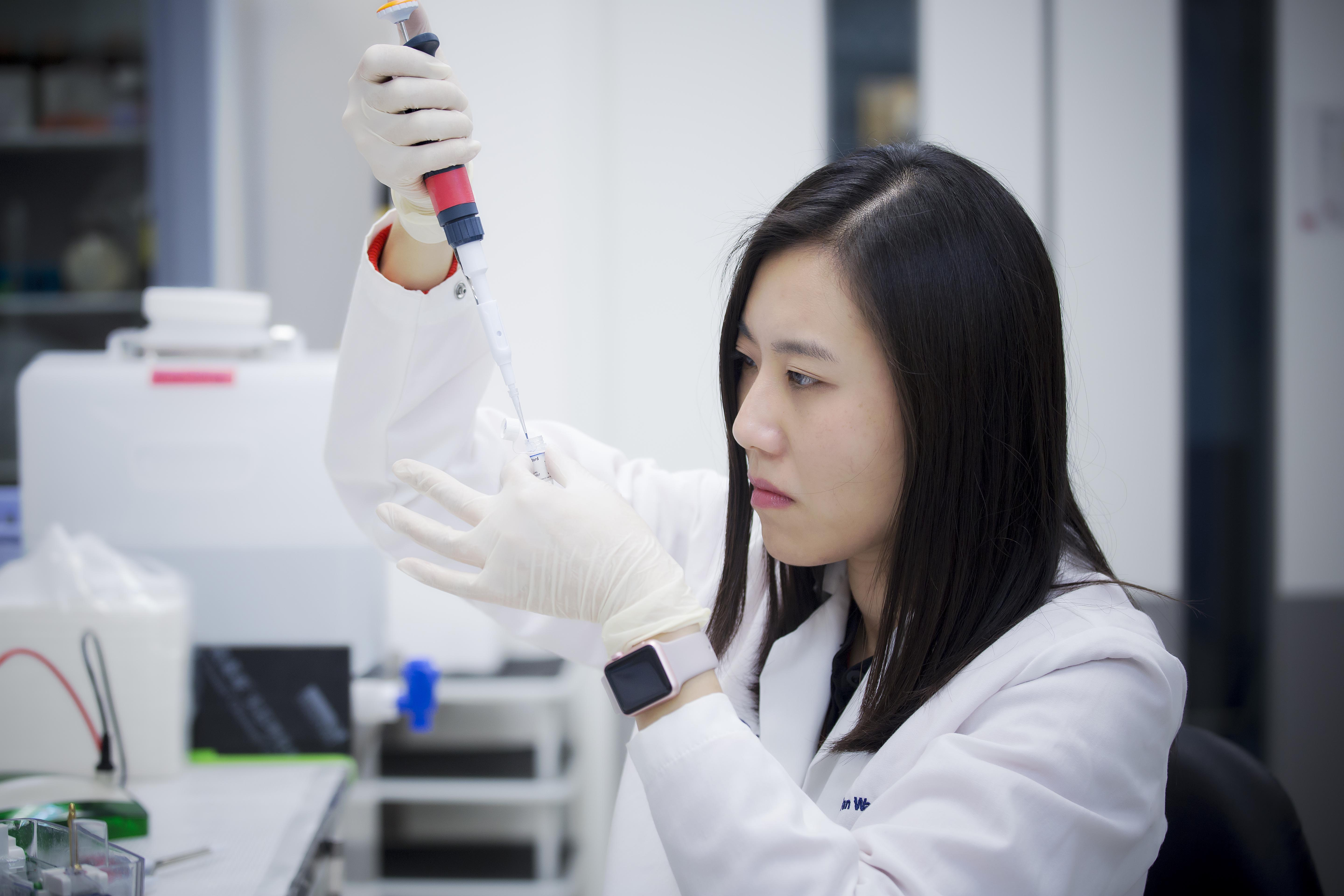 Dr Vivien Wang has published her research work in Molecular Cell