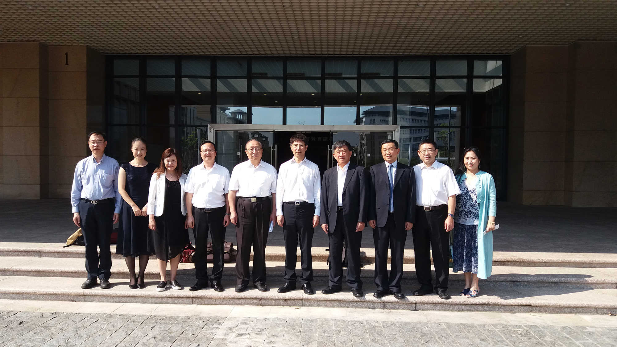 A delegation led by the director of the Department of Education of Sichuan Province visits UM