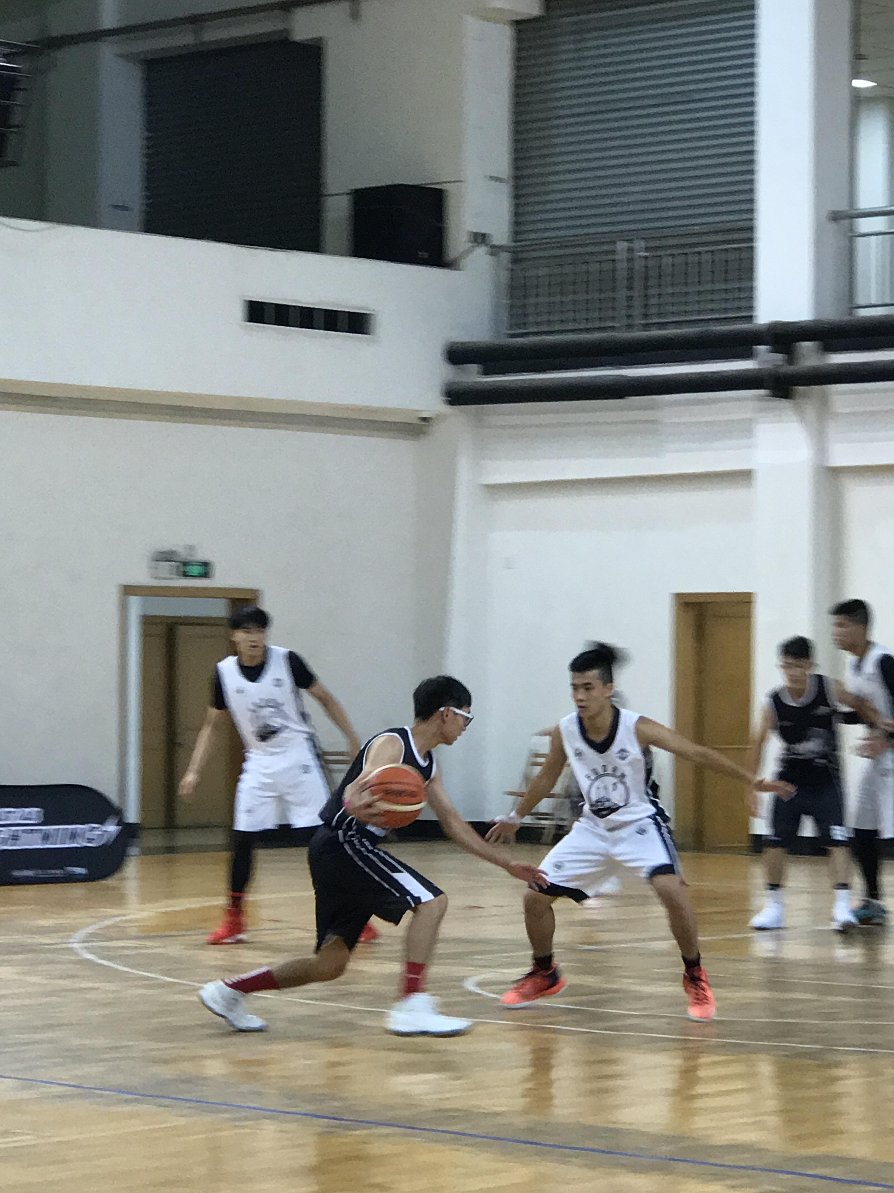 籃球交流賽