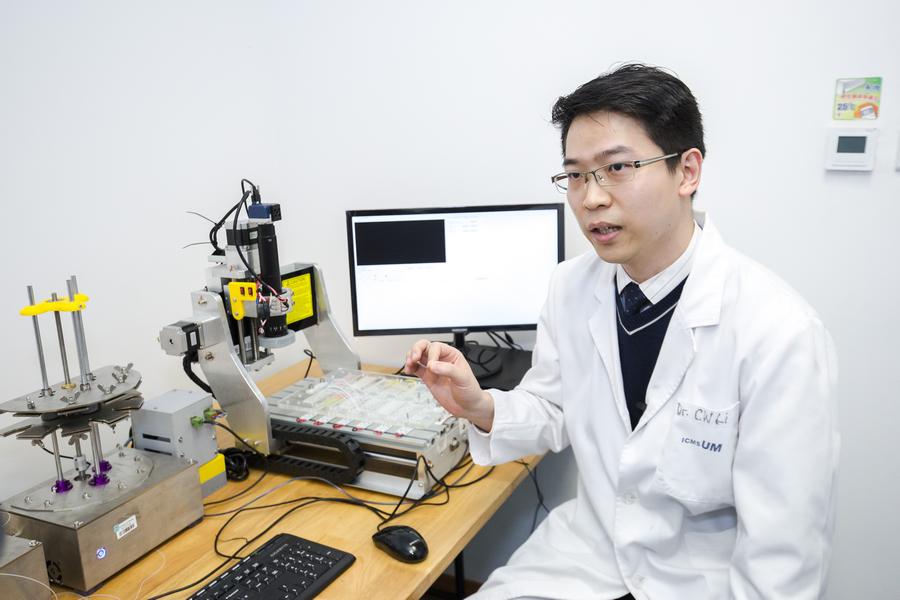 Prof Li Cheuk Wing