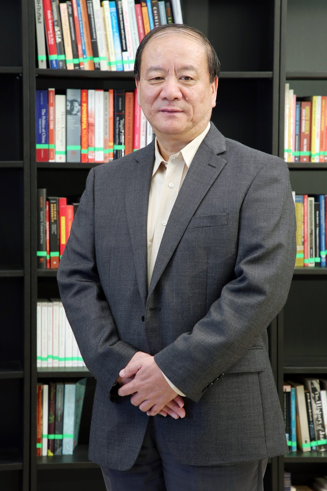 A journal edited by Prof Liu Jianhong has been ranked top by authoritative international rankings