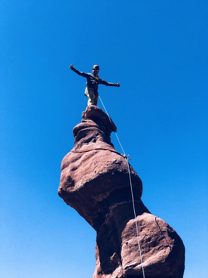 攀越高峰讓鄭智明學會謙卑