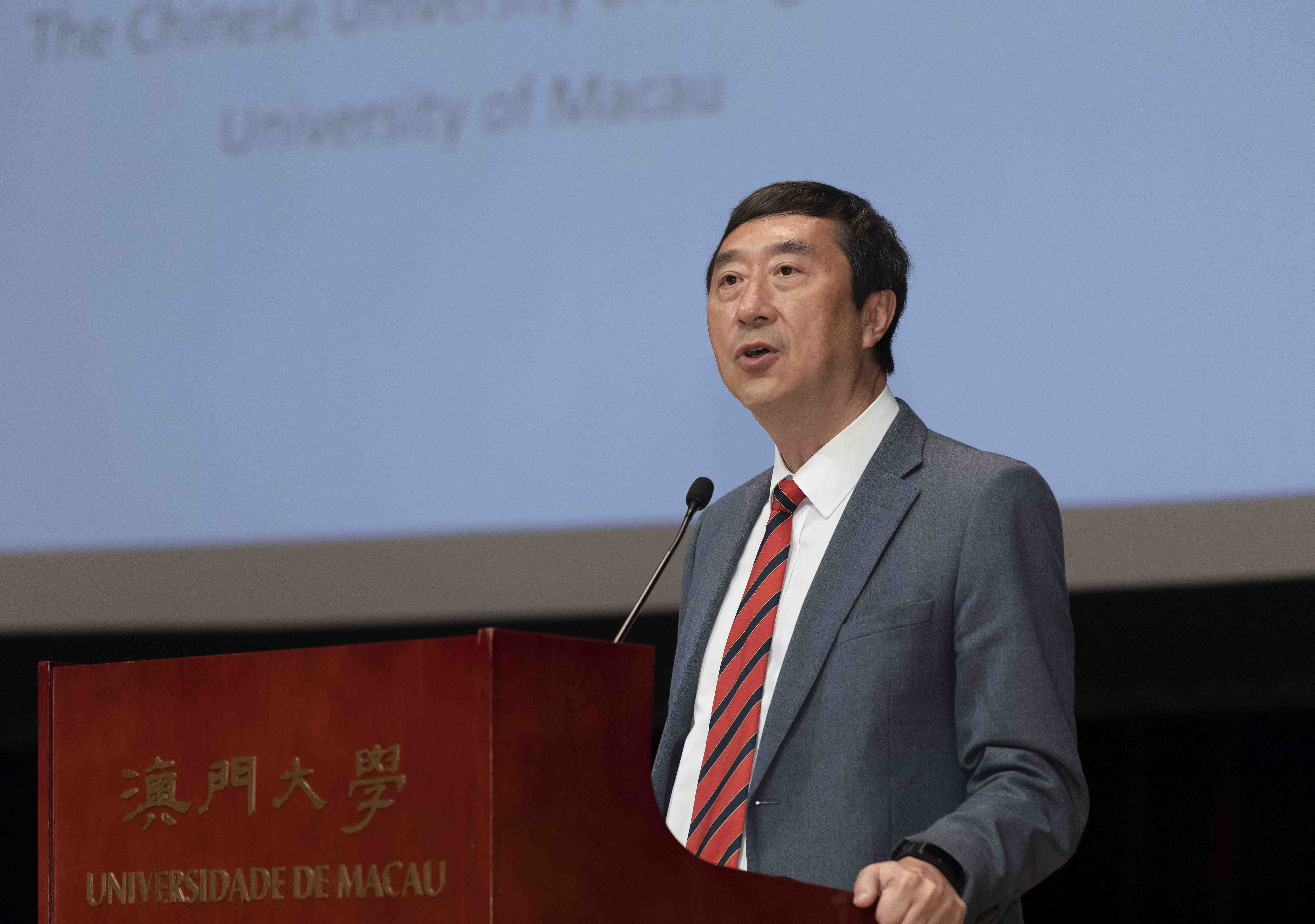 Prof Joseph Sung