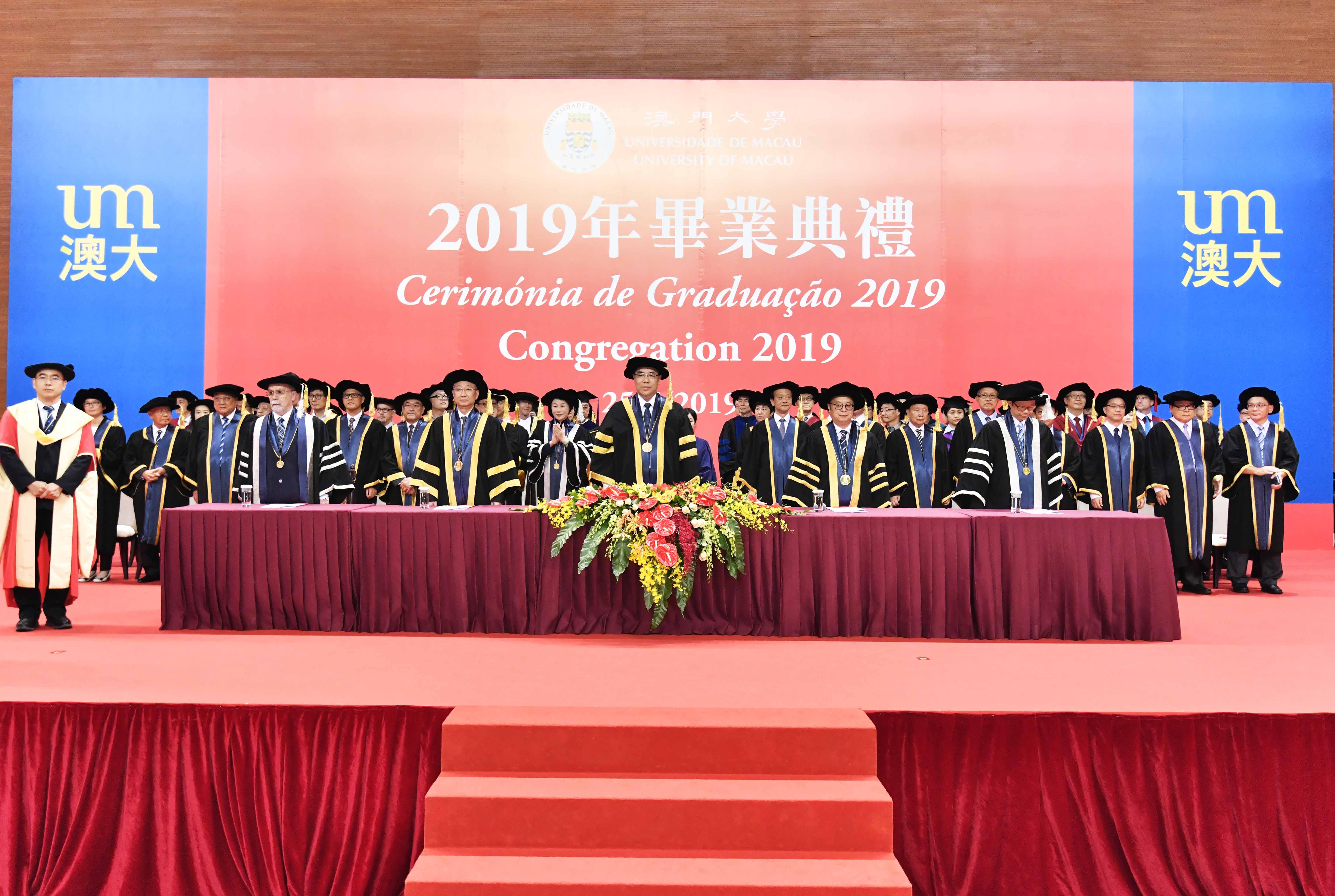 UM's Congregation 2019