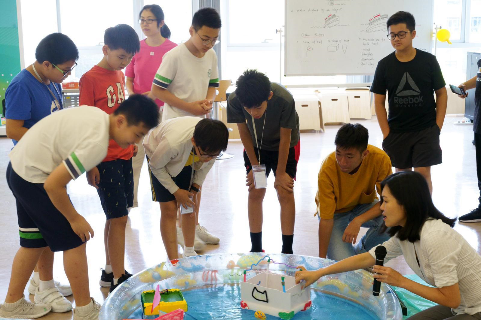 UM's science promotion camps target primary school students for the first time