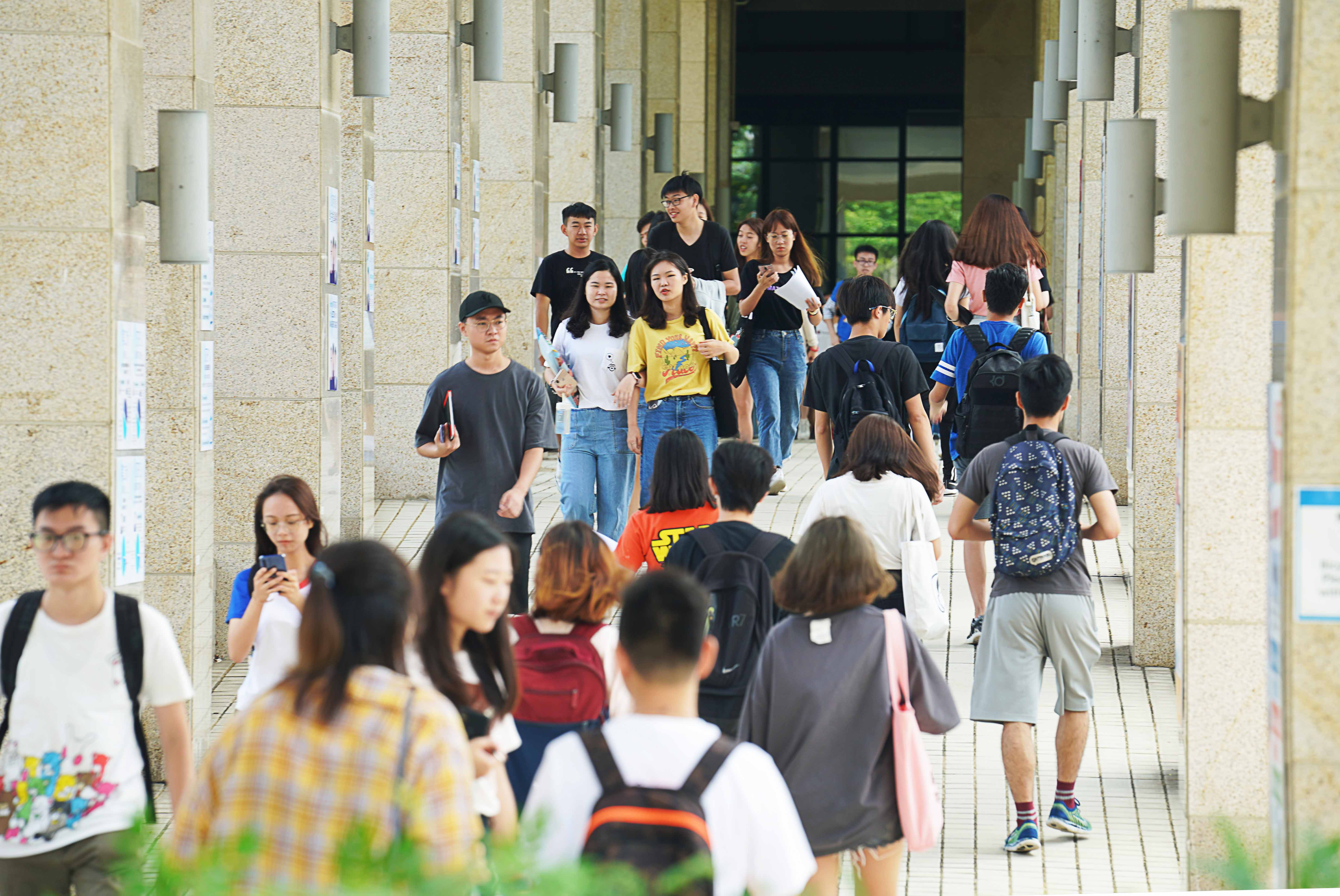 Number of applicants to UM and admitted top students both hit new high