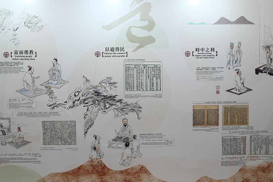 Confucius Culture Exhibition