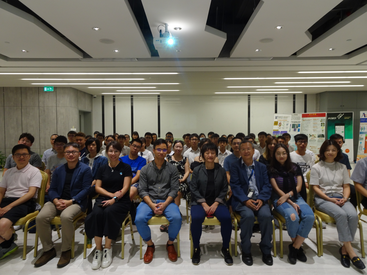 Former Google CTO gives a talk on innovation and entrepreneurship at UM