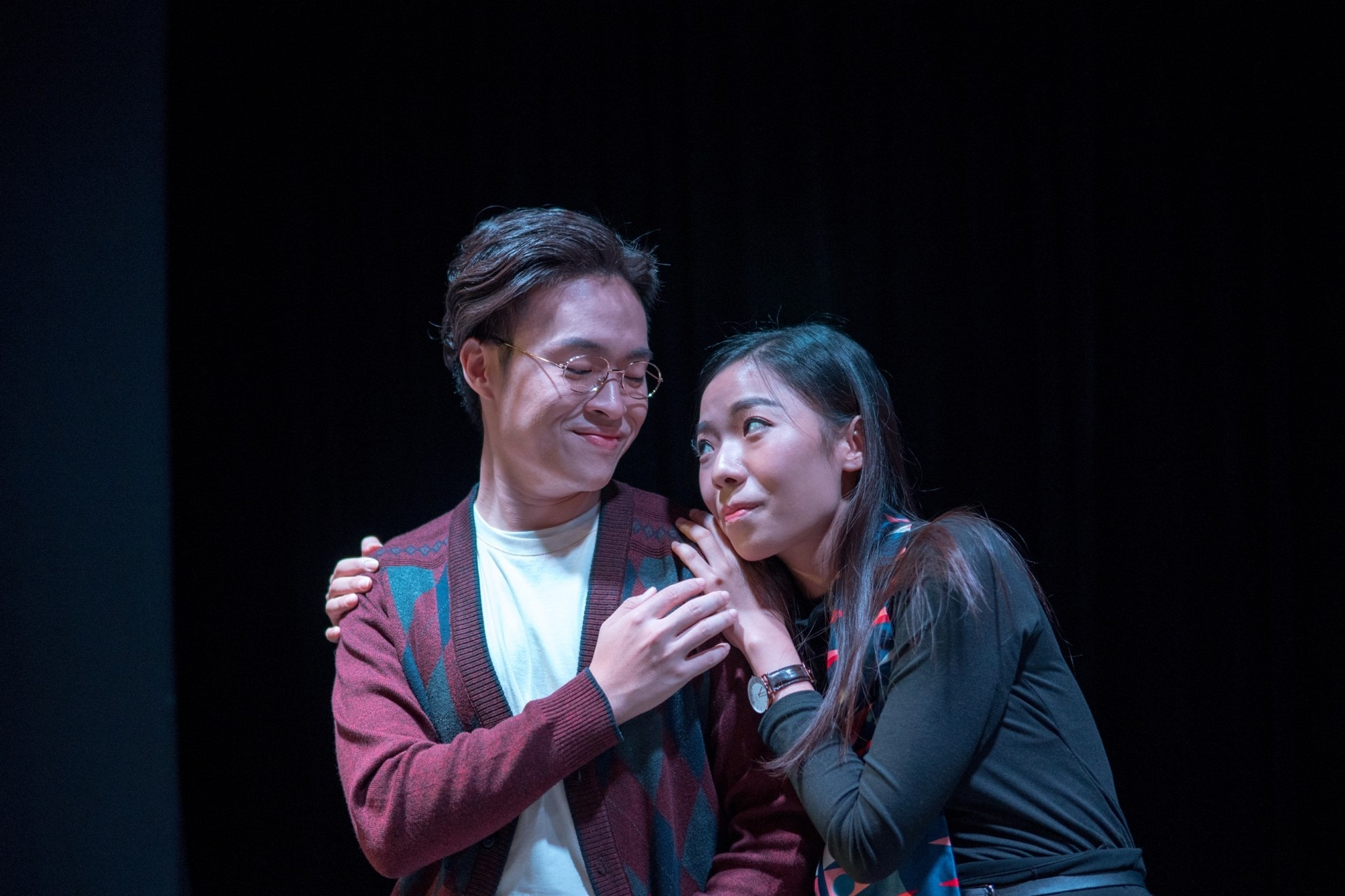 A play created by UM students to celebrate the 70th anniversary of PRC and the 20th anniversary of the Macao SAR