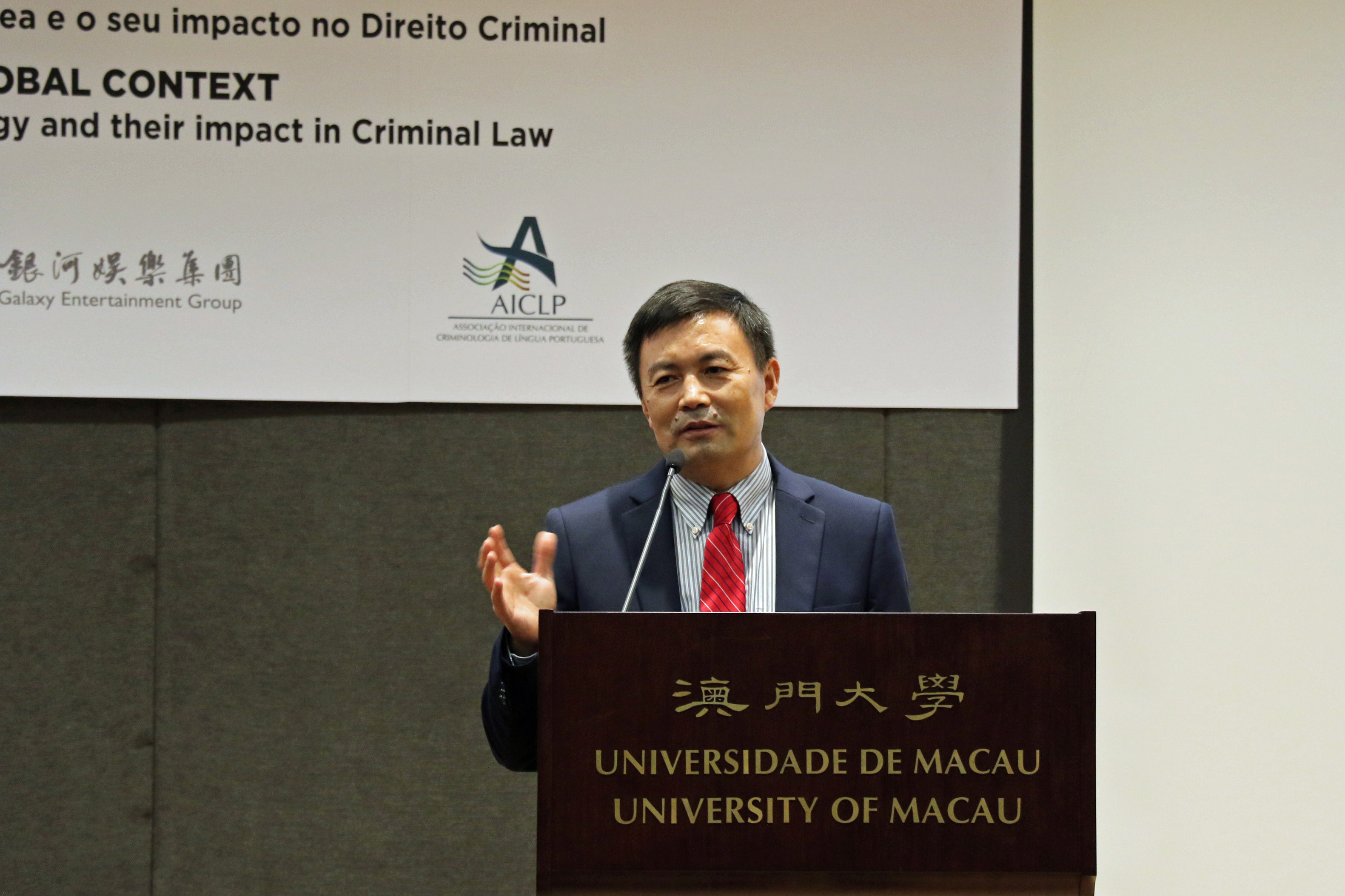 Prof Spencer De Li has been re-elected president of AASAR