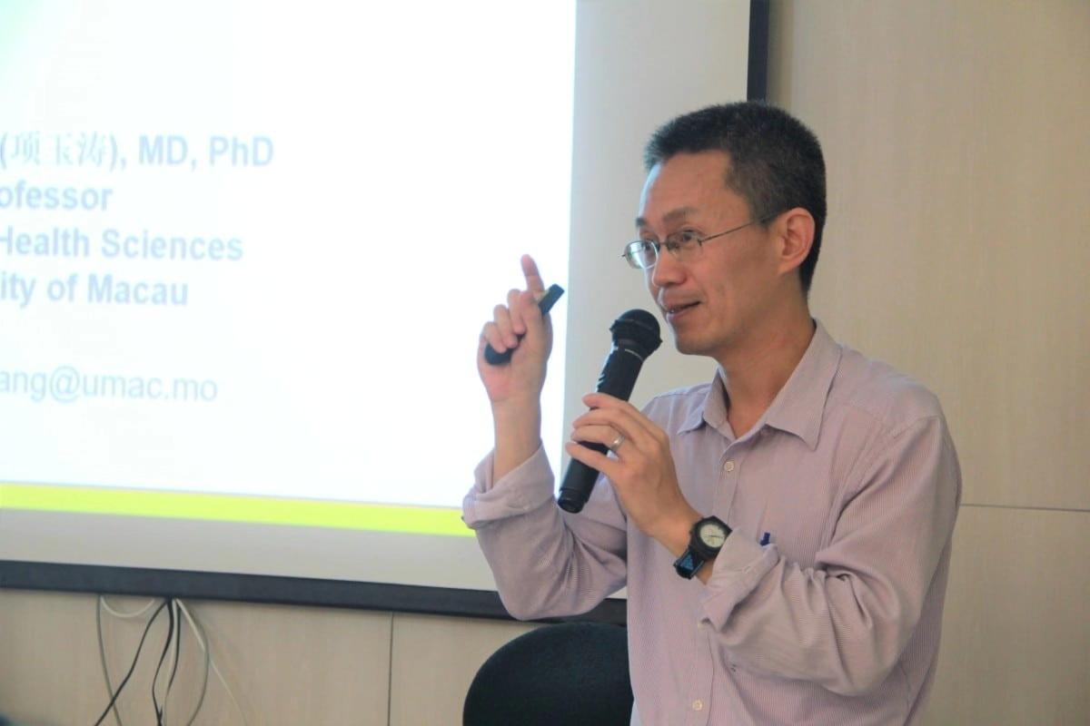Prof Xiang Yutao