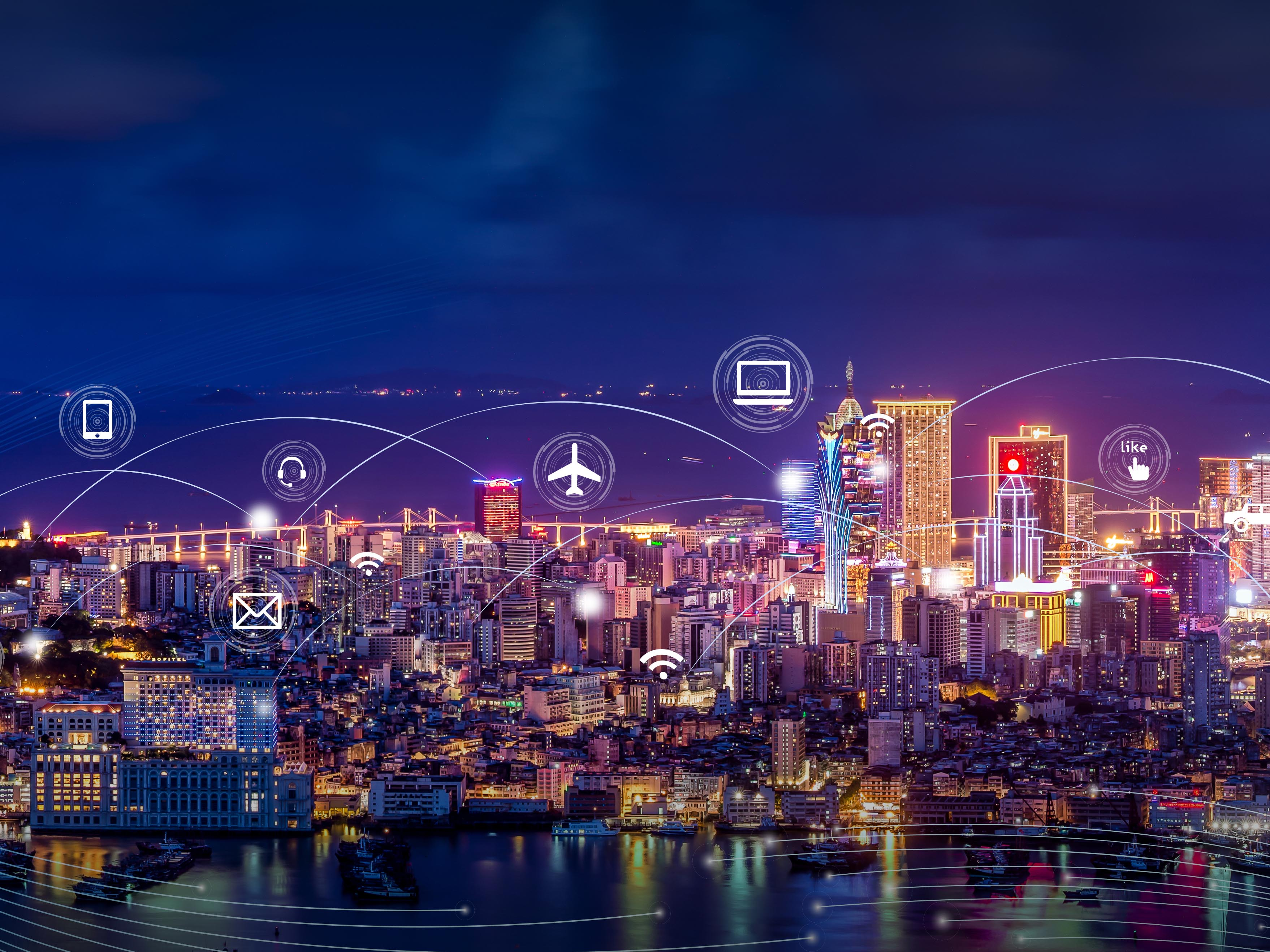 Smart city research at UM aims to support the SAR government to develop Macao into a smart city