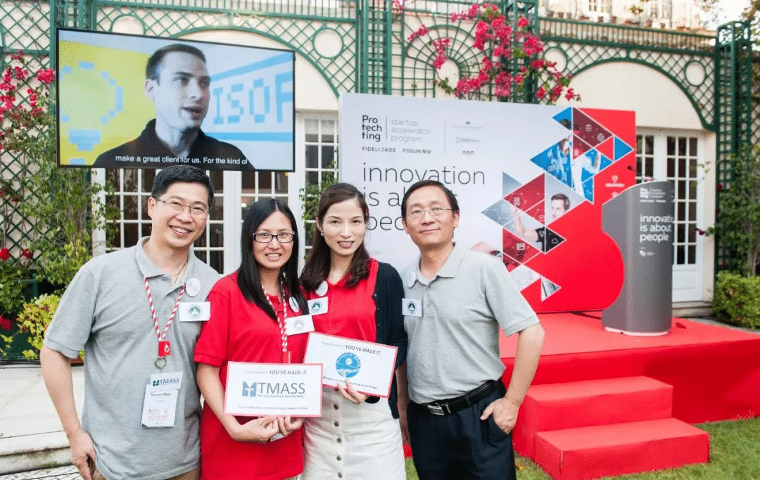 Two teams incubated by CIE ranked among the top 12 in a global entrepreneurship competition