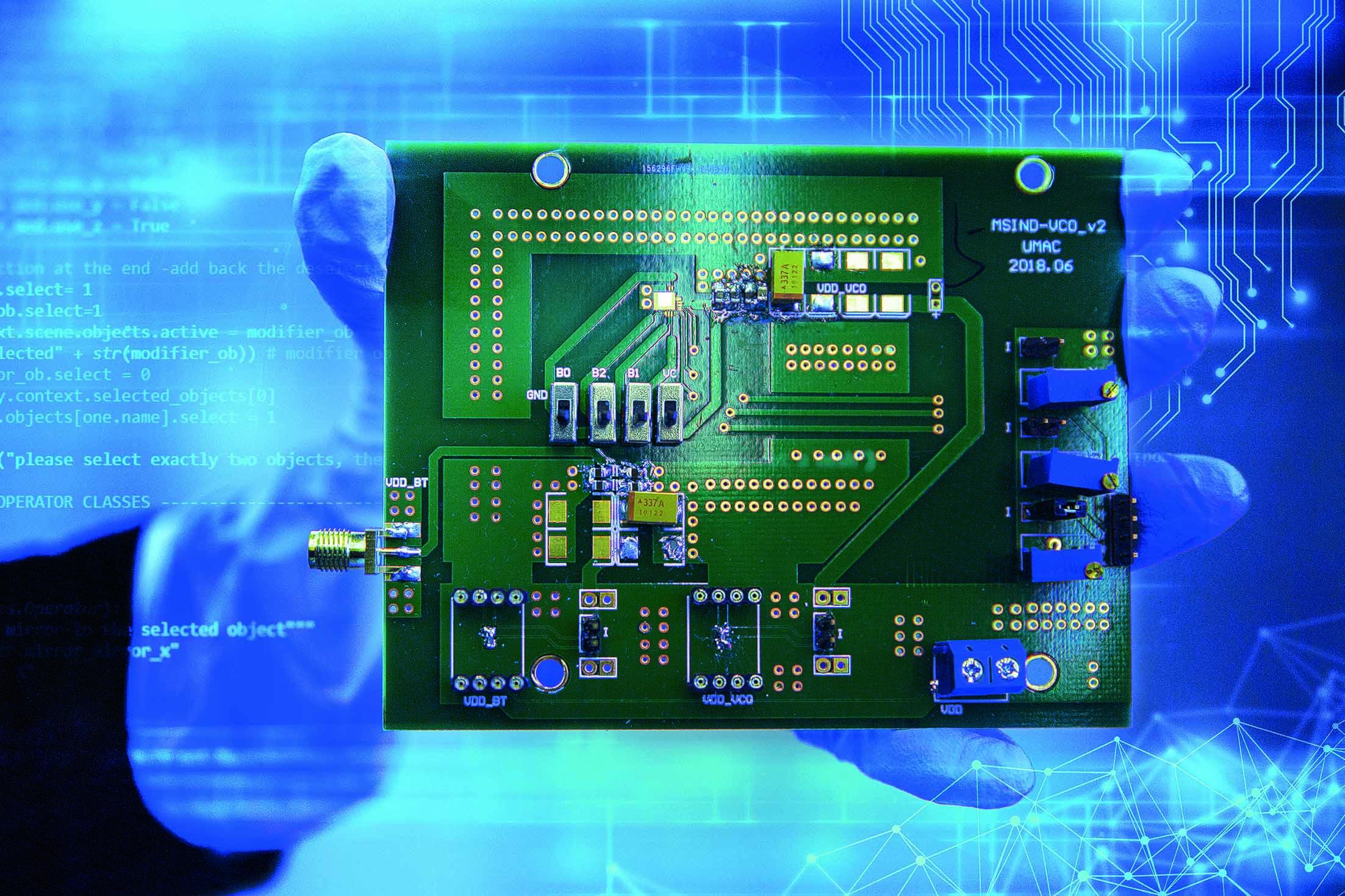「創建萬物連網關鍵微電子晶片」項目獲建議技術發明獎一等獎