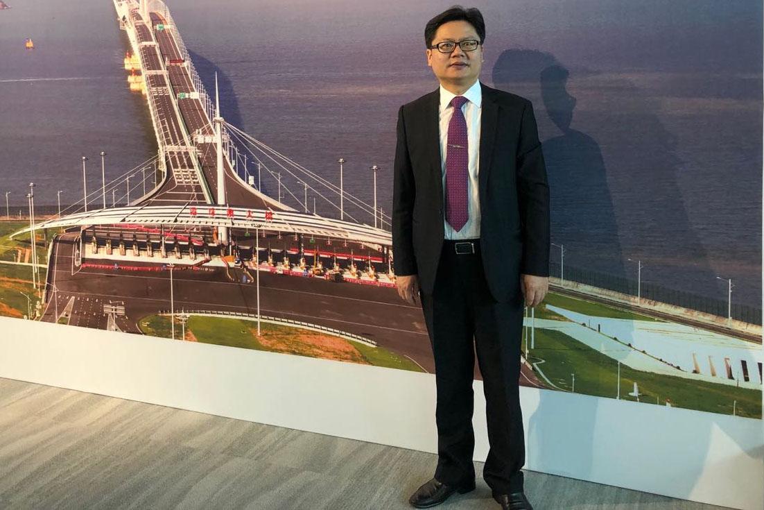 Prof Tu Guangjian