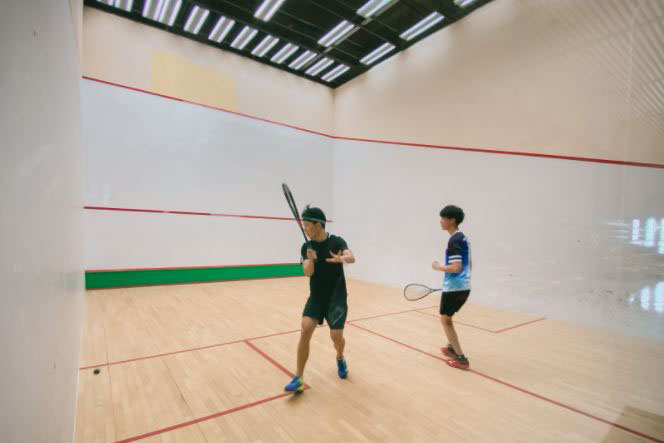 UM students achieve good results at Macau University Squash Championship